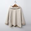 Woolen Fabric Hood Top