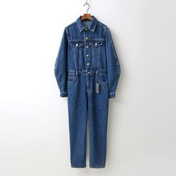 Giselle Denim Jumpsuit