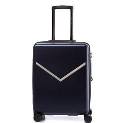 럭키플래닛 바이브 네이비 21인치 캐리어 여행가방