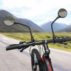 키밍 자바라 자전거 백미러 거울 후사경 미러 바이크