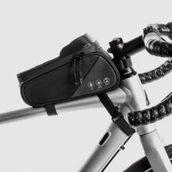 키밍 스포츠 자전거 전용 프레임 방수 안장파우치
