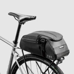 키밍 자전거 안장 반사광 가방 프레임 보조가방