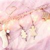 핑크 크리스마스 가란드 kit 2