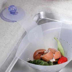 물기 쫙 음식물쓰레기 거름망 홀더