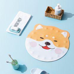 adorable 동물 욕실 미끄럼방지 발매트
