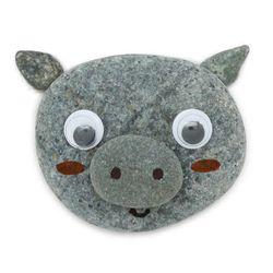 에코스톤 캐릭터 만들기-돼지