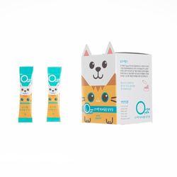 오가펫 강아지 고양이 장건강 유산균