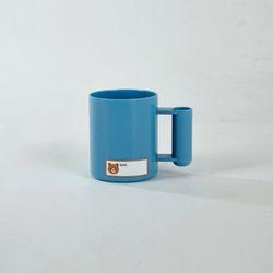 우디블루 네임 양치컵
