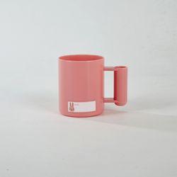 로로핑크 네임 양치컵