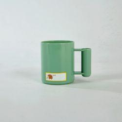 도치그린 네임 양치컵