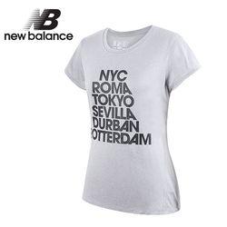 뉴발란스 반팔 티셔츠(NBNE726222GREY)