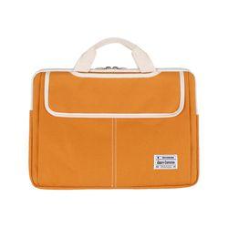 3웨이 노트북가방 15.6-17인치 머스타드(풀옵션)