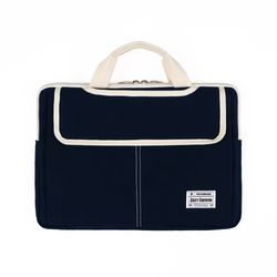 3웨이 노트북가방 15.6-17인치 네이비(풀옵션)