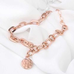 Mujer daily 올리비아 bracelet 14KGP rose gold