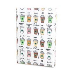 DIY북아트1216 커피 머그 (노트만들기KIT)