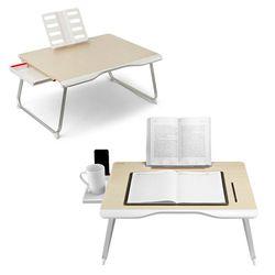 튼튼한 라운딩 다용도 좌식 접이식 독서 테이블