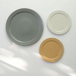 온유 원접시 18CM (2color)