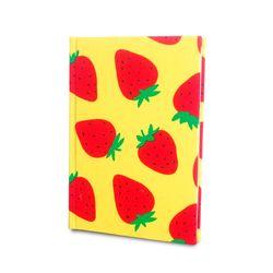 DIY북아트1216 딸기 (노트만들기KIT)