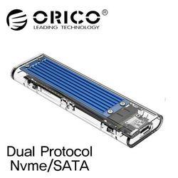오리코 TCM2M-C3 SSD 케이스 NVME SATA USB3.1 방열판