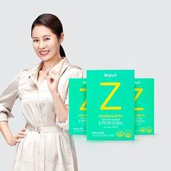온 가족 면역 건강플러스 츄어블 6개월분 180정 아연 비타민