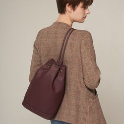 엘노이 Unii Bag Burgundy