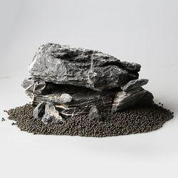 산처리 청룡석 20kg 전후 마대 (크기모양랜덤)