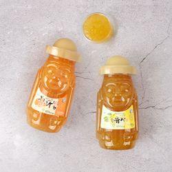 제주도 한라봉차 570g + 꿀 유자차 570g