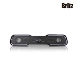 브리츠 BZ-SL10 레인보우 LED 게이밍 PC사운드바 스피커 2채널