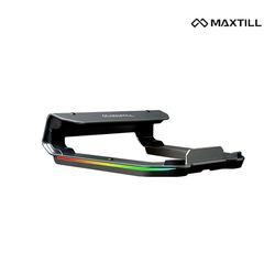 맥스틸 MAXSTILL NP004 노트북거치대 받침대 RGB LED