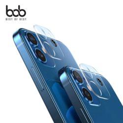 bob 아이폰12시리즈 카메라렌즈 일체형 풀커버 글라스