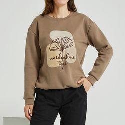 가을낙엽 맨투맨 DAMA20N30