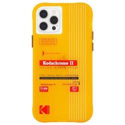 케이스메이트 x KODAK - Vintage Yellow 아이폰 12 & 12 프로