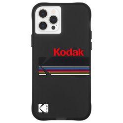 케이스메이트 x KODAK - Matte Black  아이폰 12 & 12 프로