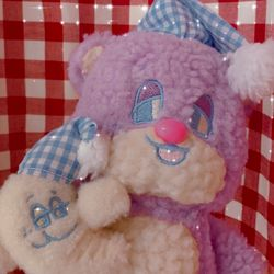 NEONMOON Small Bubble Teddy Plush