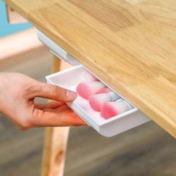 부착형 책상서랍 미니서랍수납박스