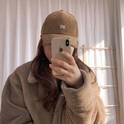 코듀로이 소두 볼캡 야구 모자 5color
