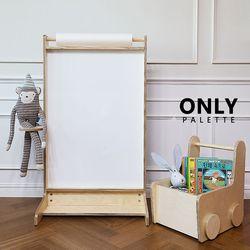 온리 팔레트 양면자석 보드  미술 가베 유아 칠판 보드