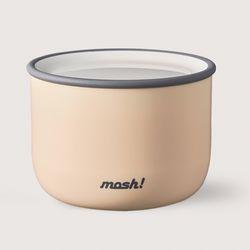 [MOSH]모슈 라떼 런치박스 480  아이보리