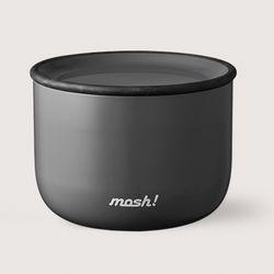 [MOSH]모슈 라떼 런치박스 480  블랙
