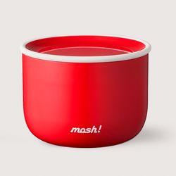 [MOSH]모슈 라떼 런치박스 480  레드