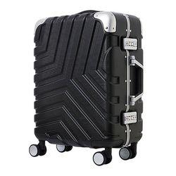 골드파일 GPA 021 블랙 28인치 수화물용 캐리어 여행가방