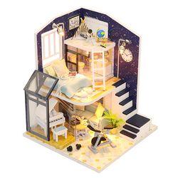 DIY 미니어처하우스 - 04 2층집
