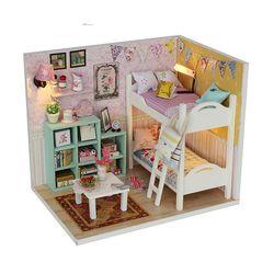DIY 미니어처하우스 - 08 셰릴의방