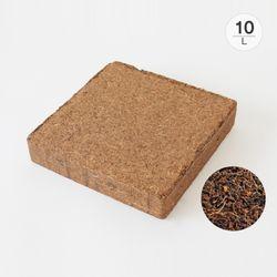 데팡스 친환경 중성배양토 분갈이흙 그린코코쏘일(10L)