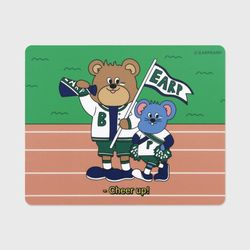 Cheer leader brody and pinn(마우스패드)