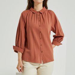 기모 큐티카라 셔츠 DAYC20N21