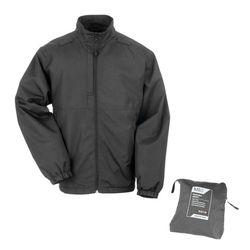 [5.11 택티컬] 팩커블 휴대용 자켓 (블랙)
