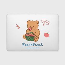 Peach punch(맥북-투명)