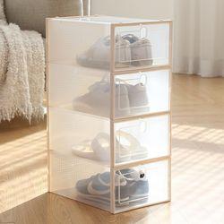 드마망 신발정리대(보관함) 싱글형 6개세트