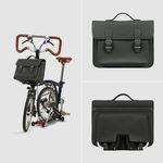 로터프 LO-5511 GR 브롬톤 자전거 핸들가방